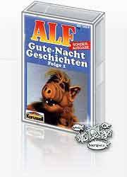 MC Karussell Alf Gute Nacht Geschichten 1