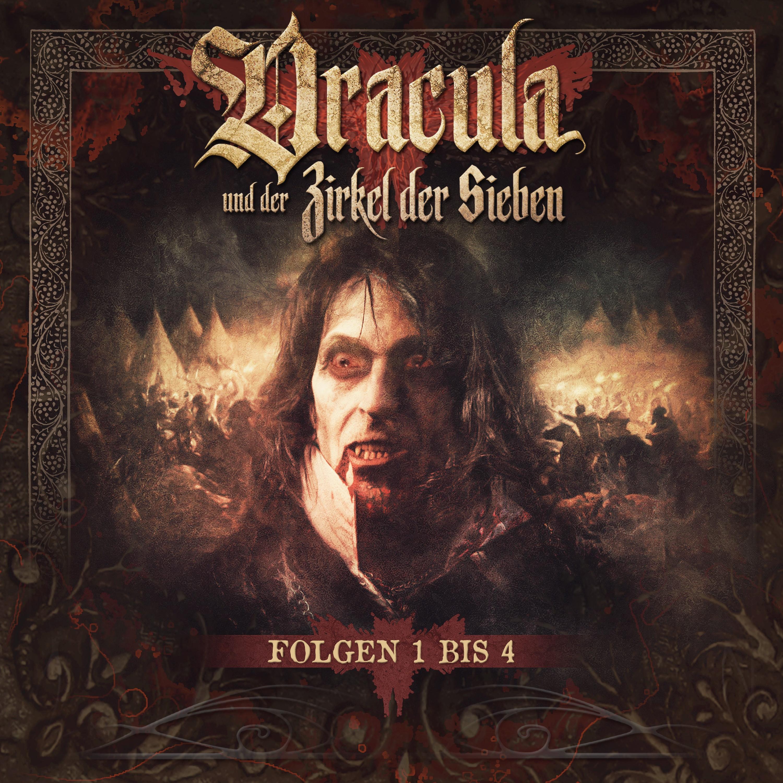 Dracula und der Zirkel der Sieben: Folgen 1-4 (Sammelbox)