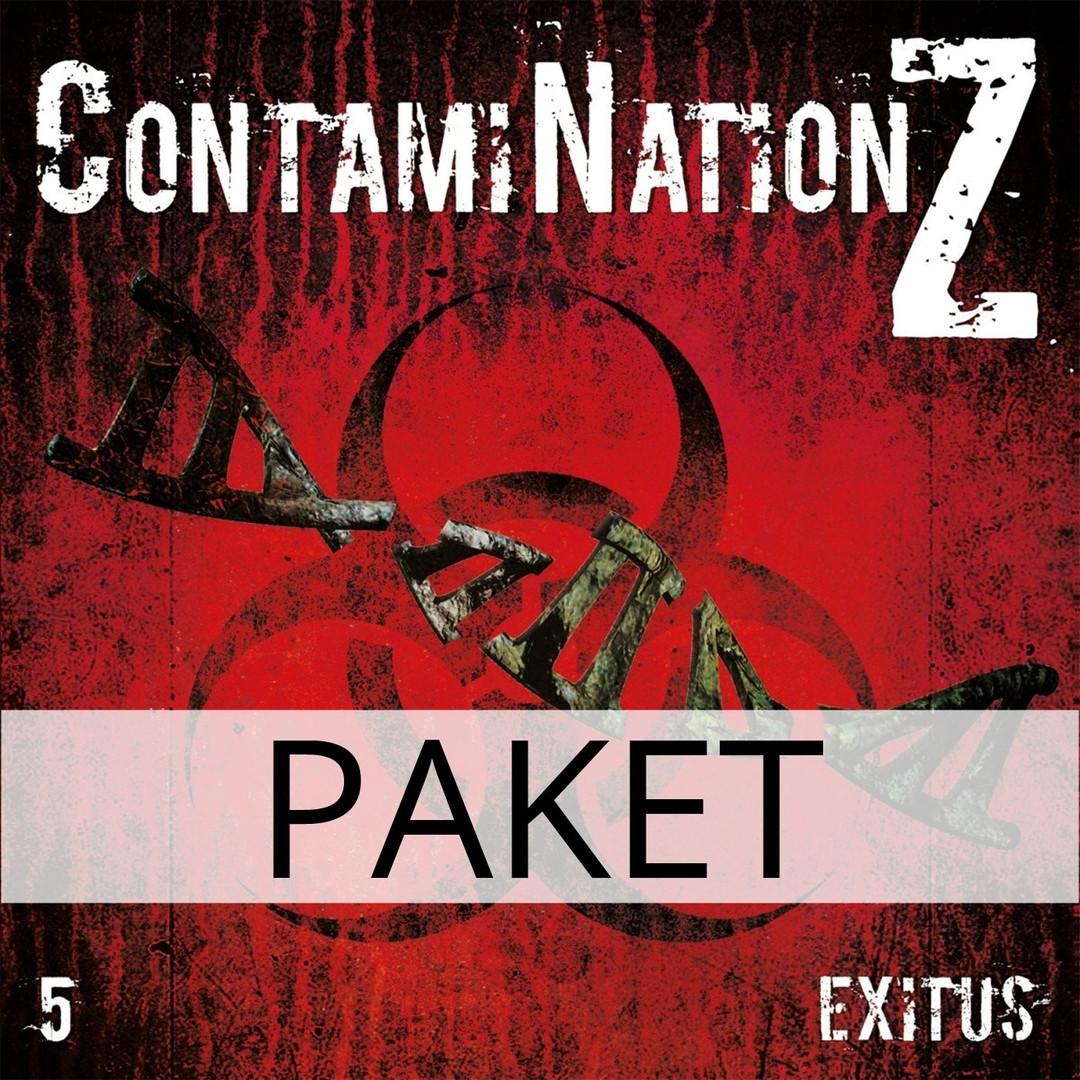 ContamiNation Z - Folge 1-5