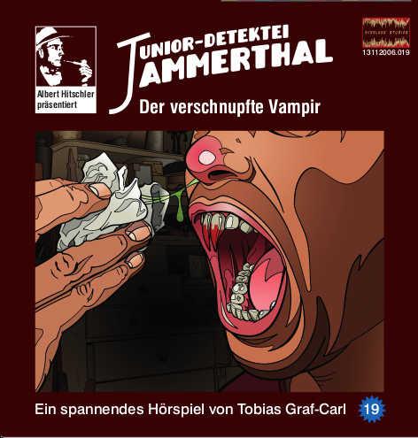 Junior-Detektei Jammerthal - Folge 19: Der verschnupfte Vampir