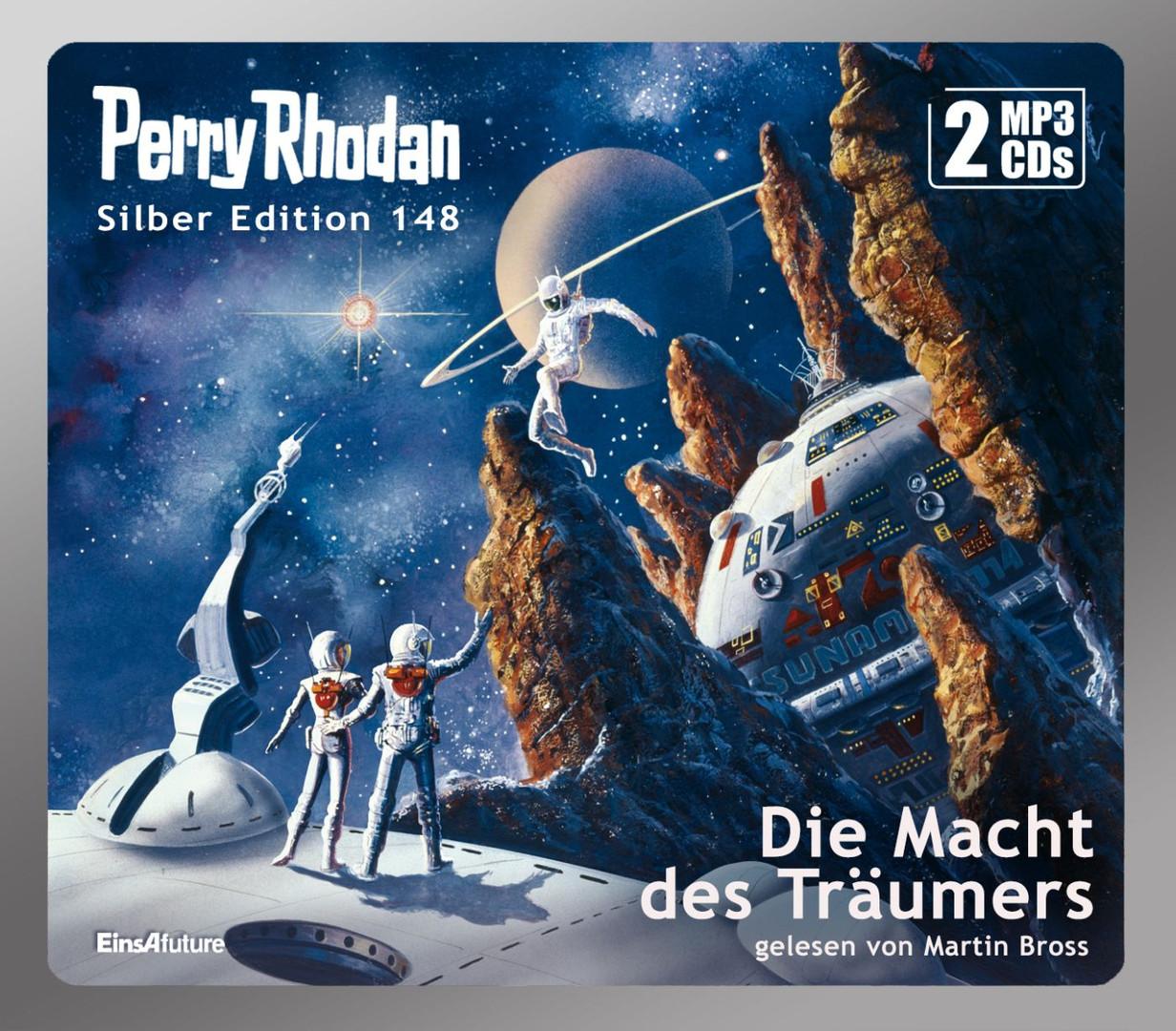 Perry Rhodan Silber Edition 148: Die Macht des Träumers (2 mp3-CDs)