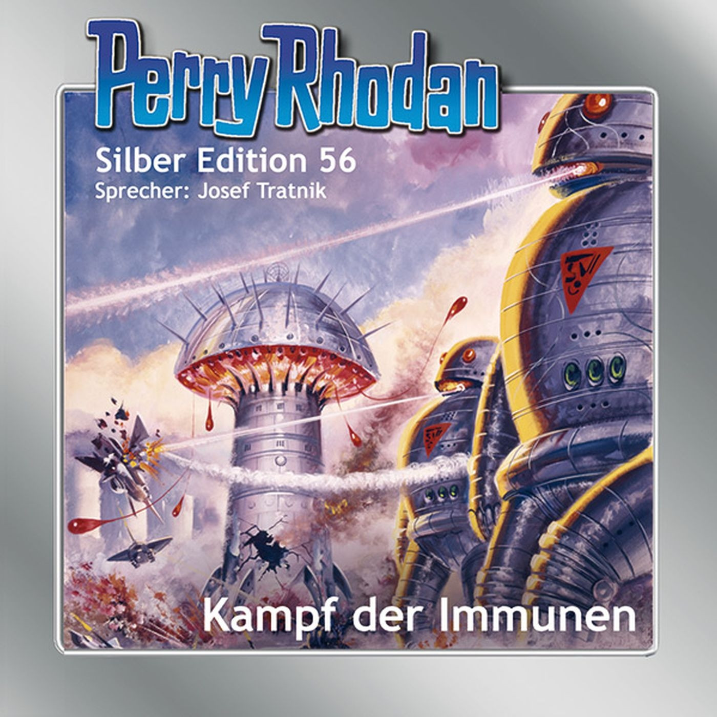 Perry Rhodan Silber Edition CD 56: Kampf der Immunen