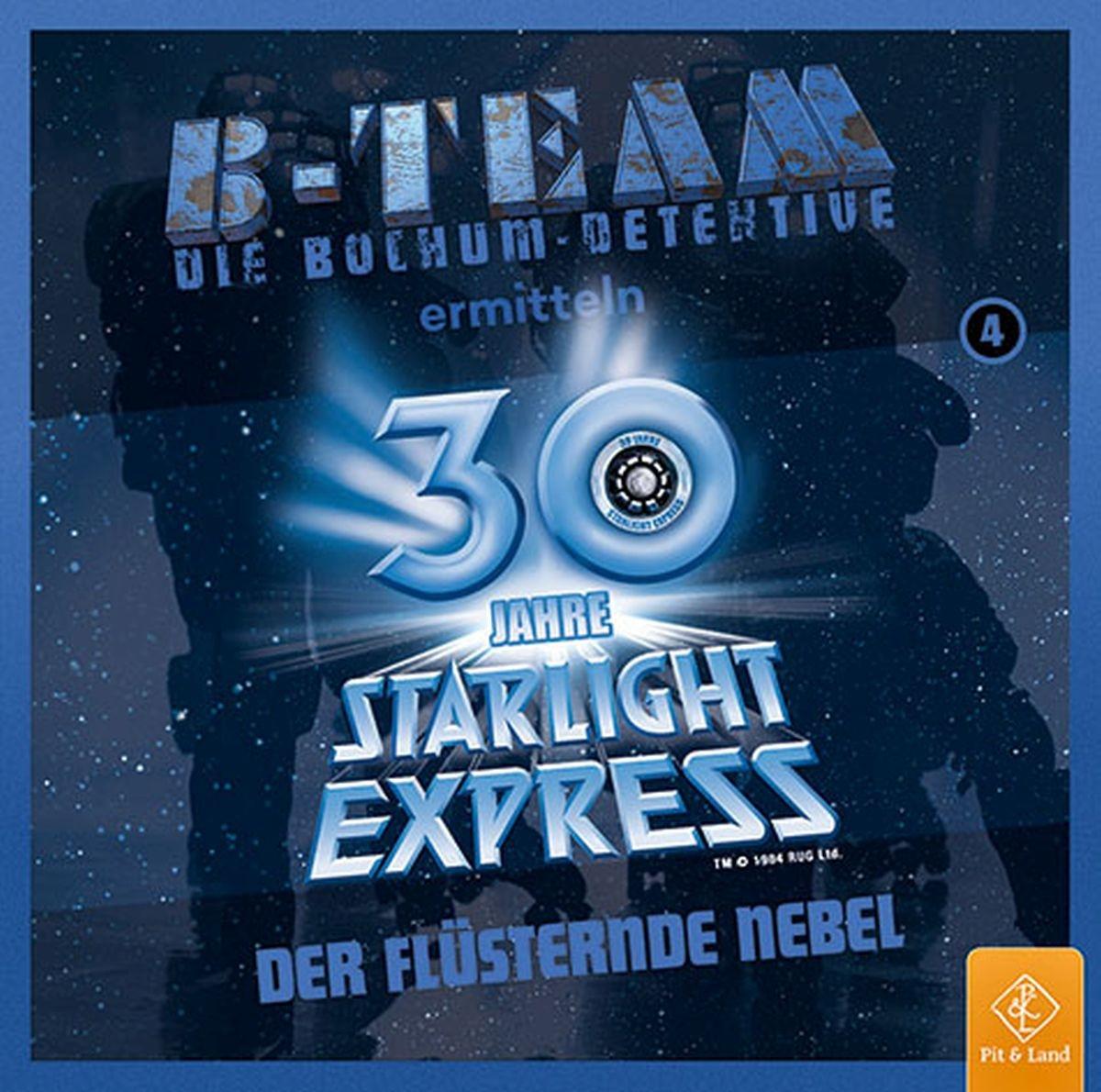 B-TEAM: Die Bochum-Detektive (4) Der flüsternde Nebel