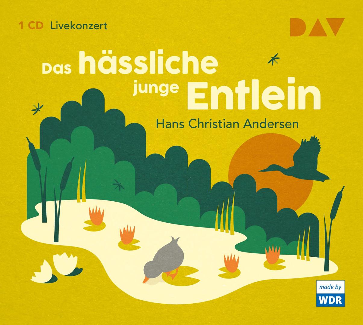 Hans Christian Andersen - Das hässliche junge Entlein (Hörspiel)