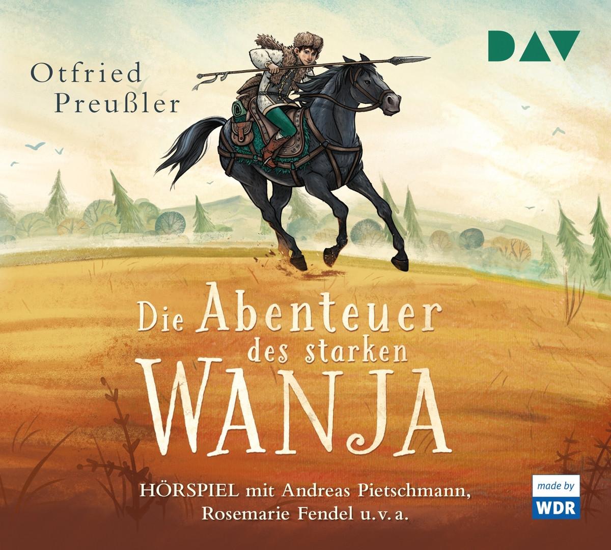 Otfried Preußler - Die Abenteuer des starken Wanja (Hörspiel des WDR)