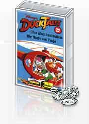 MC Karussell Duck Tales Folge 22 Ufos über Australien / Die Harfe von Troja