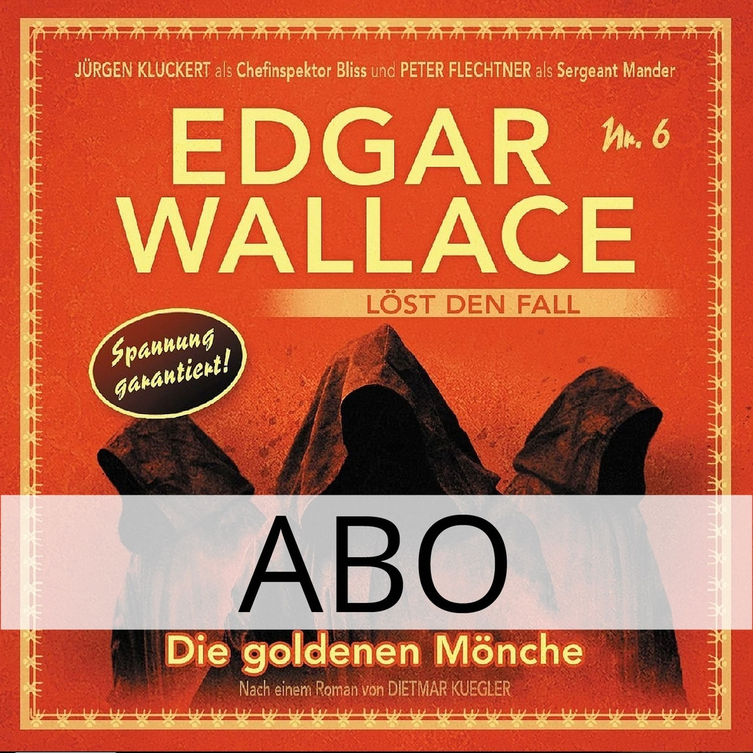ABO Edgar Wallace löst den Fall