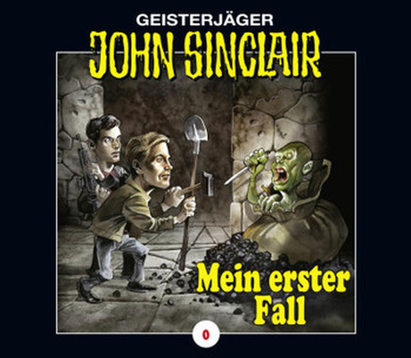 John Sinclair - Mein erster Fall