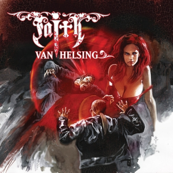 Faith - The Van Helsing Chronicles 55 Draculas Wiedergeburt