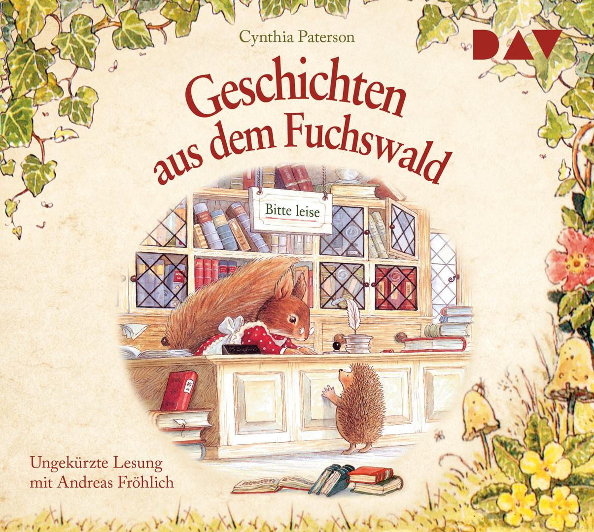 Cynthia Paterson - Geschichten aus dem Fuchswald