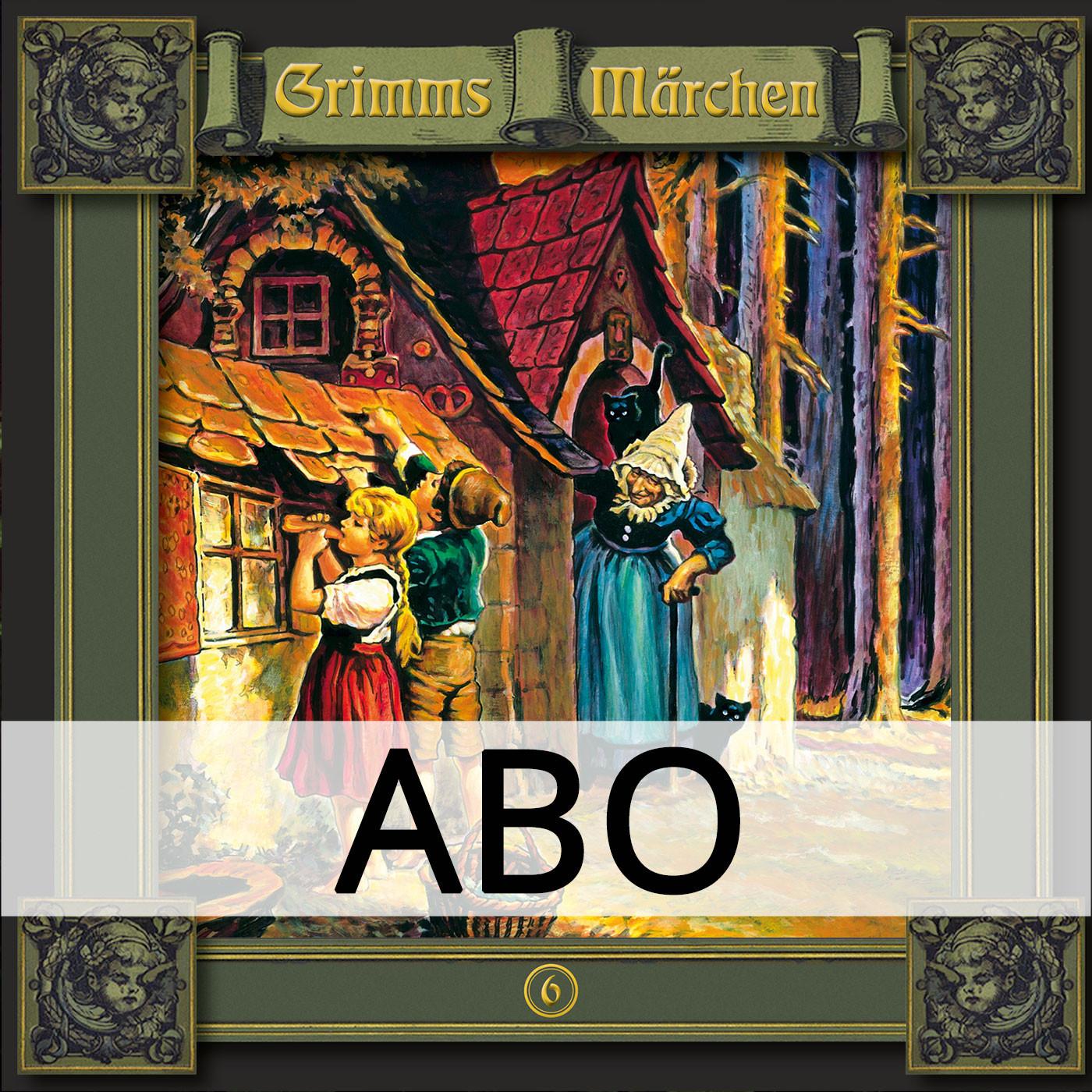 ABO Grimms Märchen (Titania Medien)