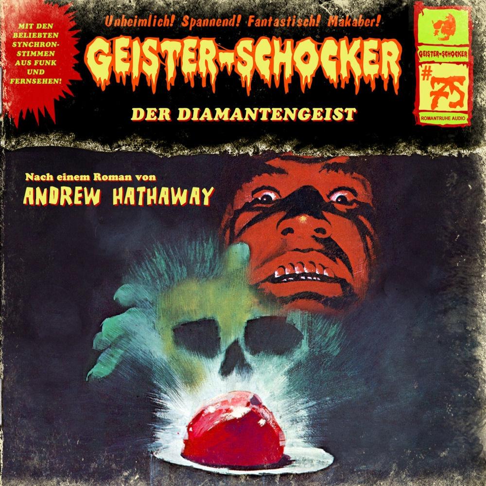 Geister-Schocker 75 Der Diamantengeist