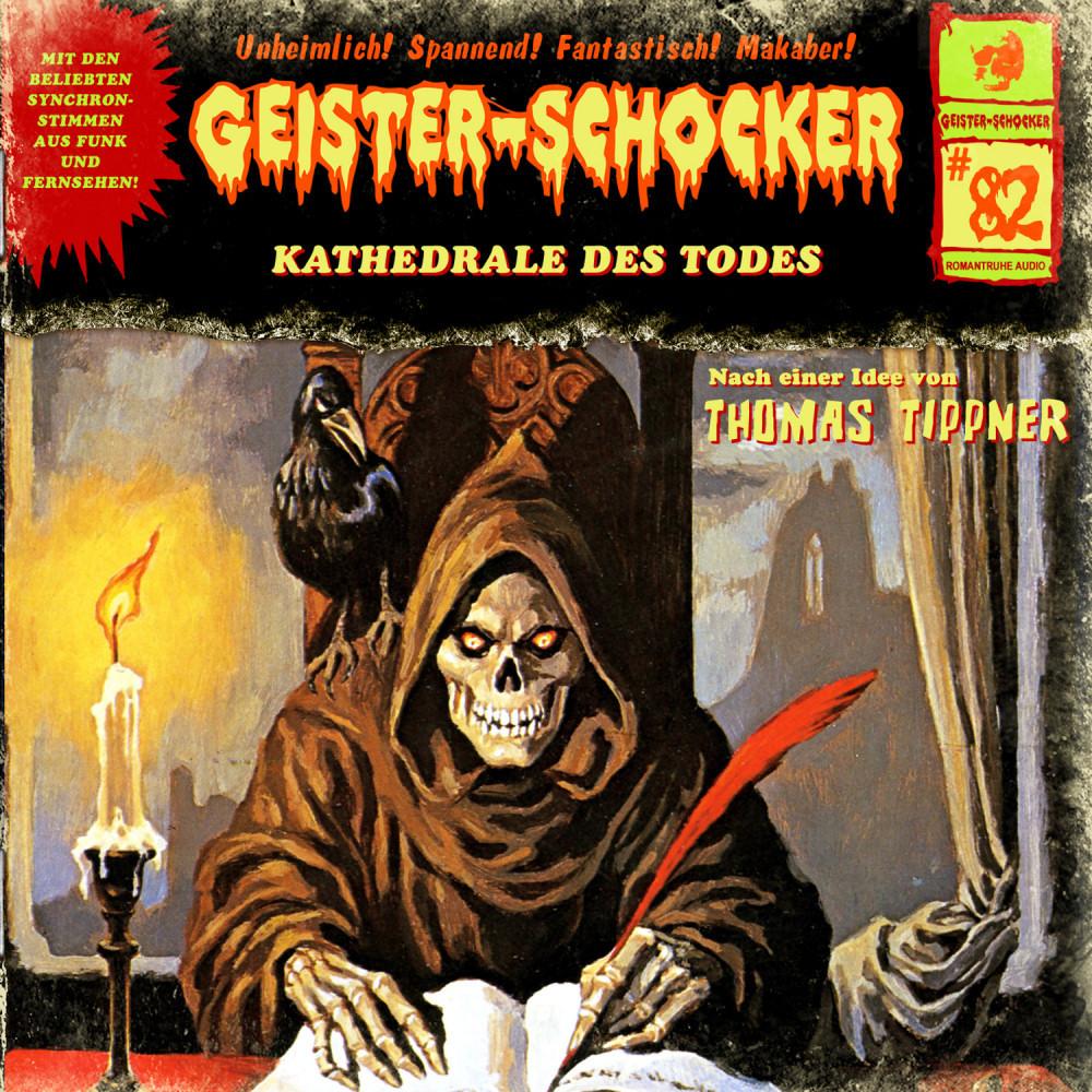 Geister-Schocker 82 Kathedrale des Todes