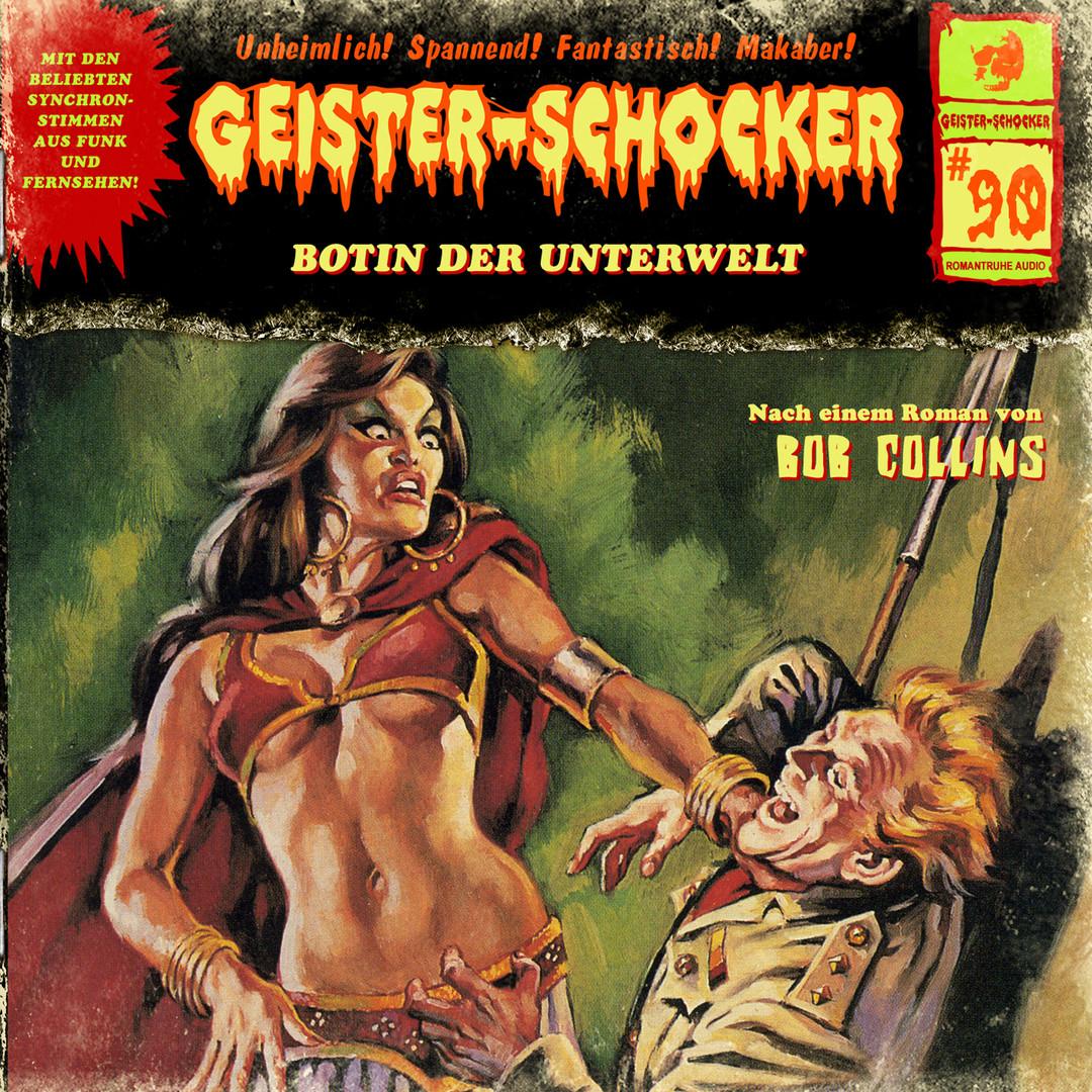 Geister-Schocker 90 Botin der Unterwelt