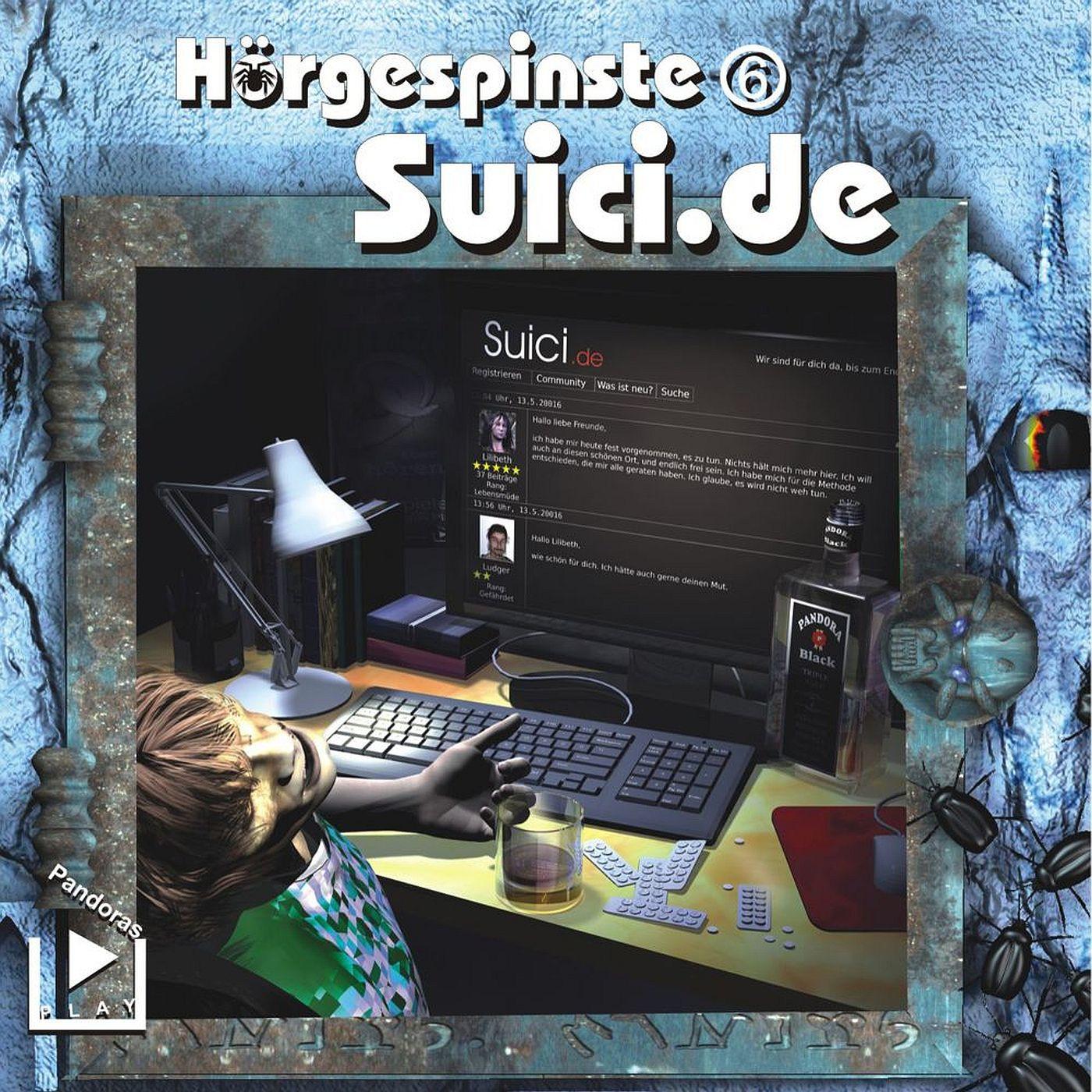 Hörgespinste (6) Suici.de - Pandoras Play 2017