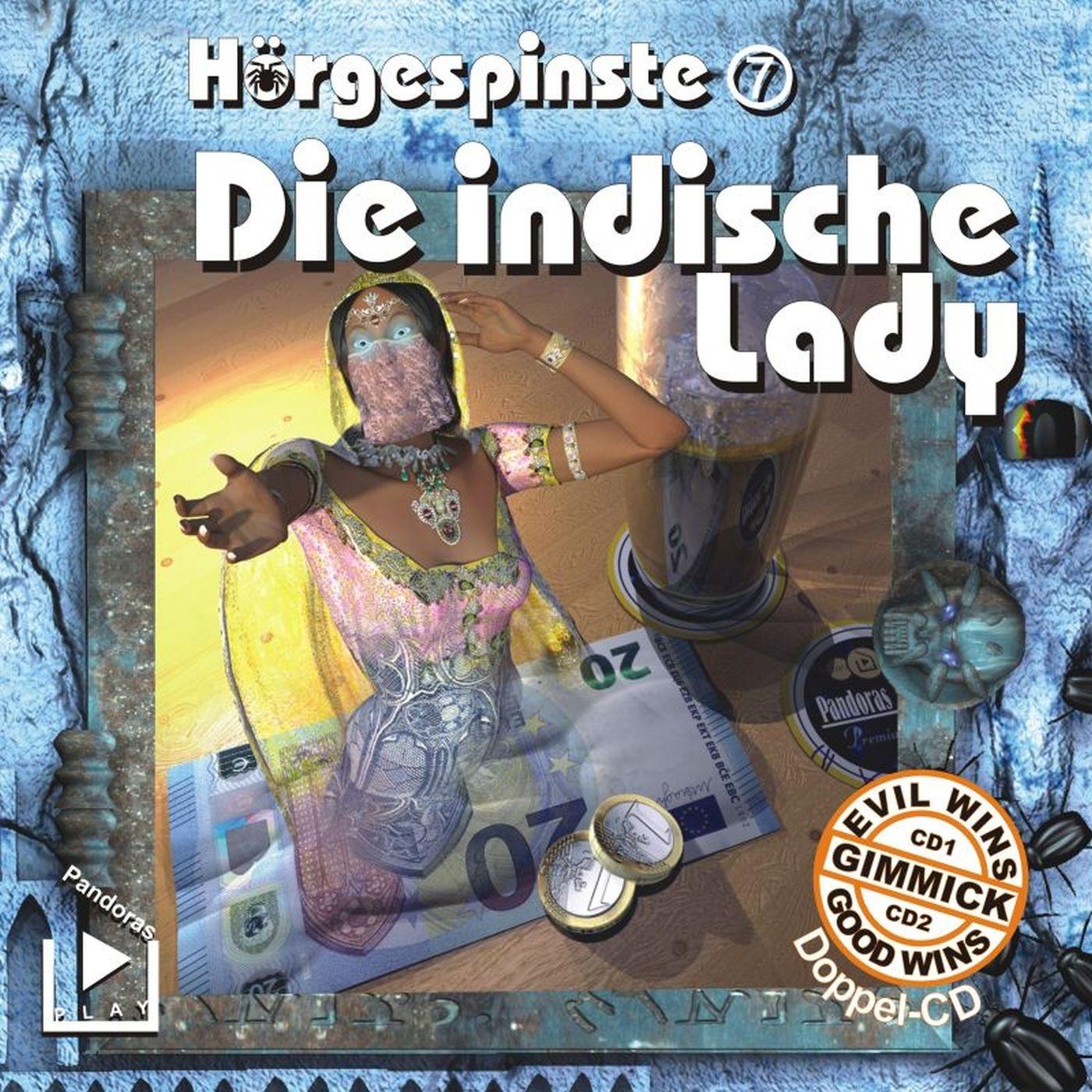 Hörgespinste - 7 - Die indische Lady
