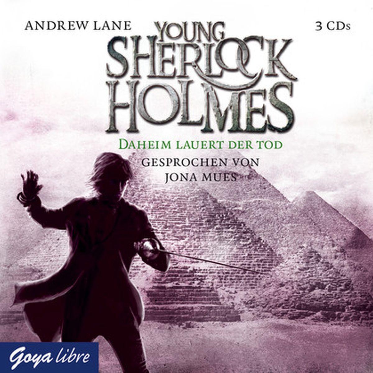 Andrew Lane: Young Sherlock Holmes (8) Daheim lauert der Tod