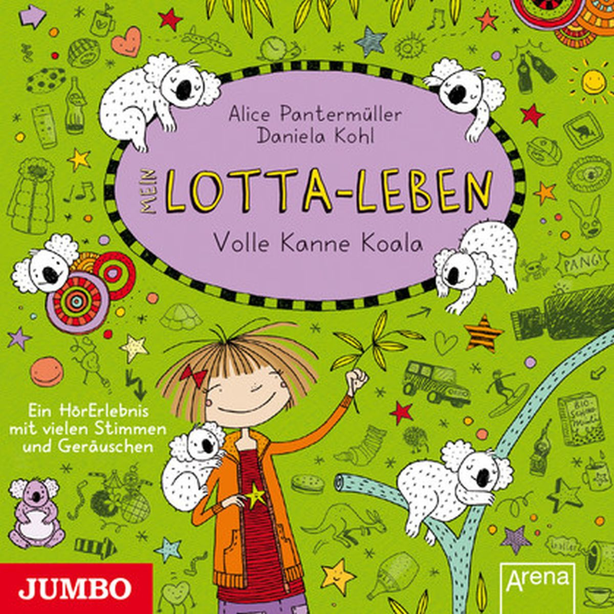 Mein Lotta-Leben (11) Volle Kanne Koala