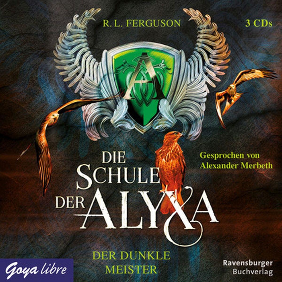 R. L. Ferguson - Die Schule der Alyxa: Der dunkle Meister