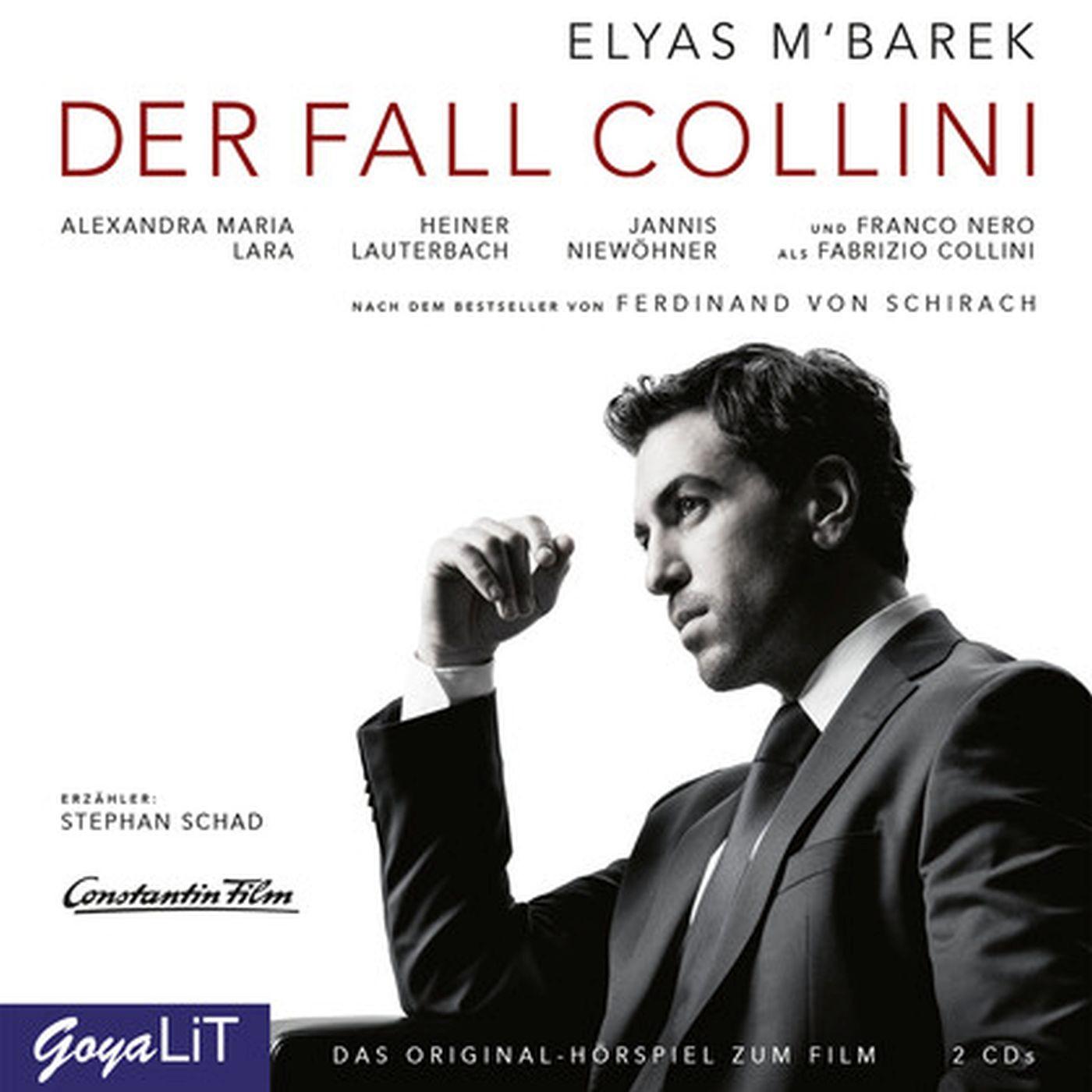 Der Fall Collini: Das Original-Hörspiel zum Film