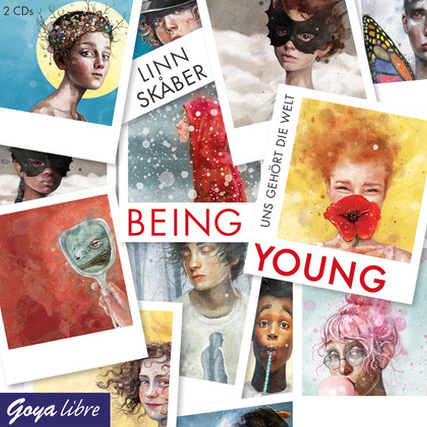 Linn Skåber - Being Young. Uns gehört die Welt