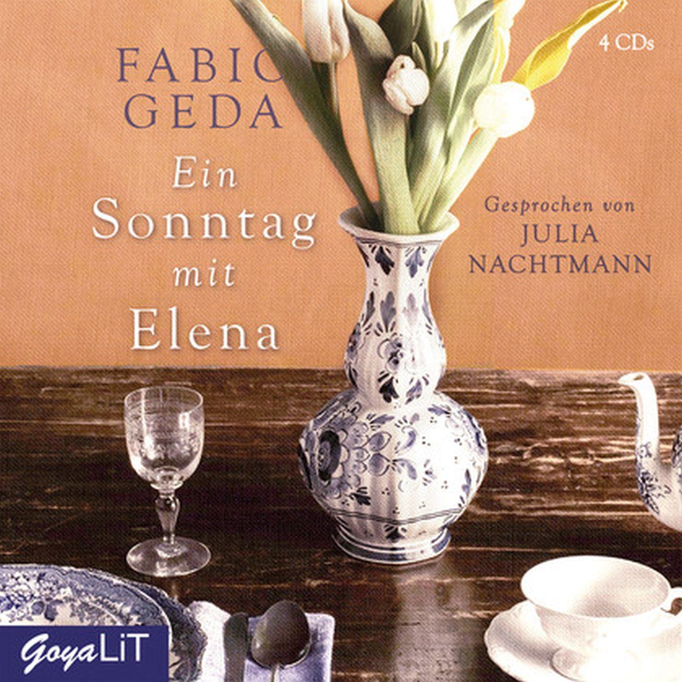 Fabio Geda - Ein Sonntag mit Elena