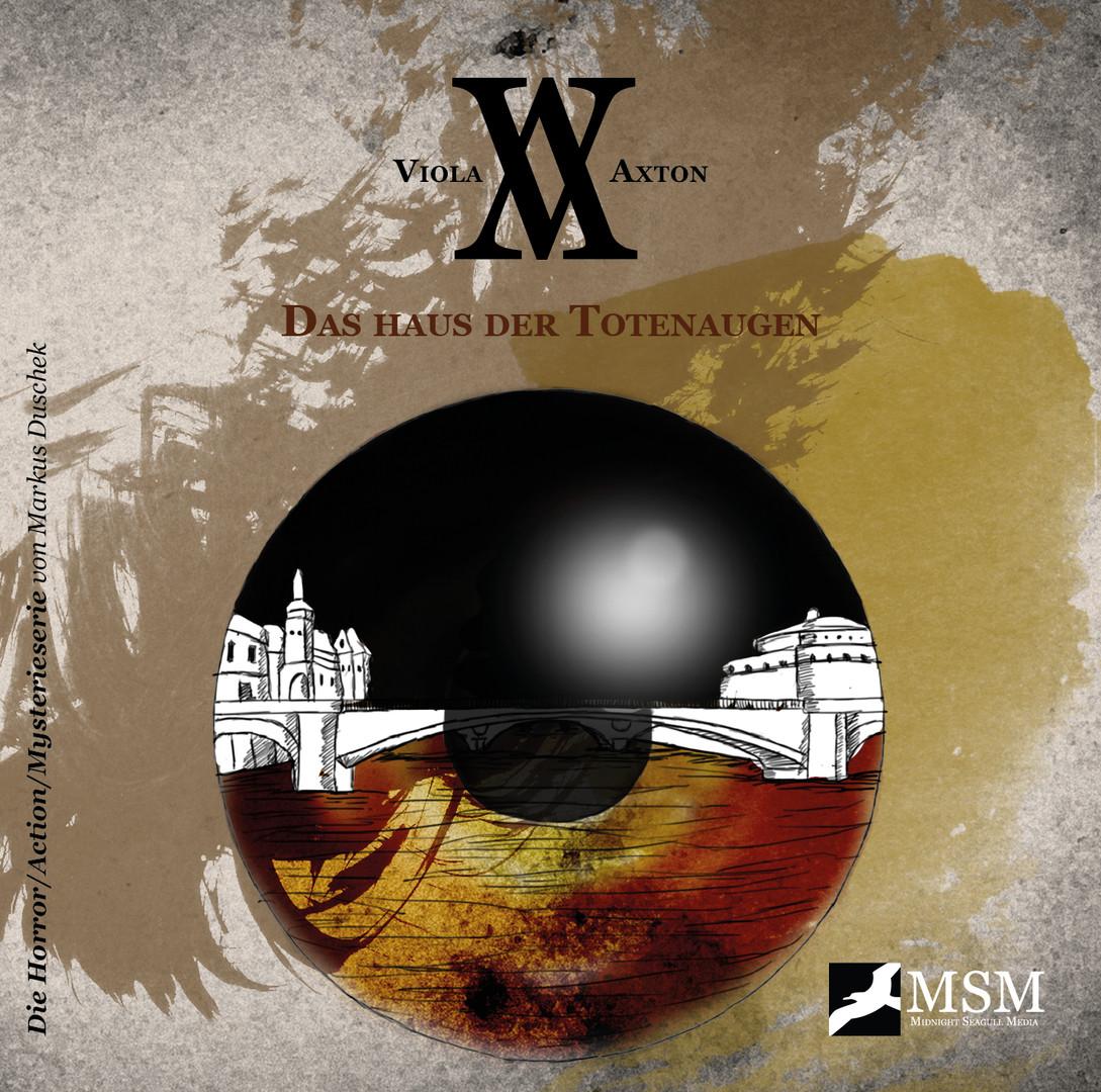 Viola Axton - Folge 3: Das Haus der Totenaugen