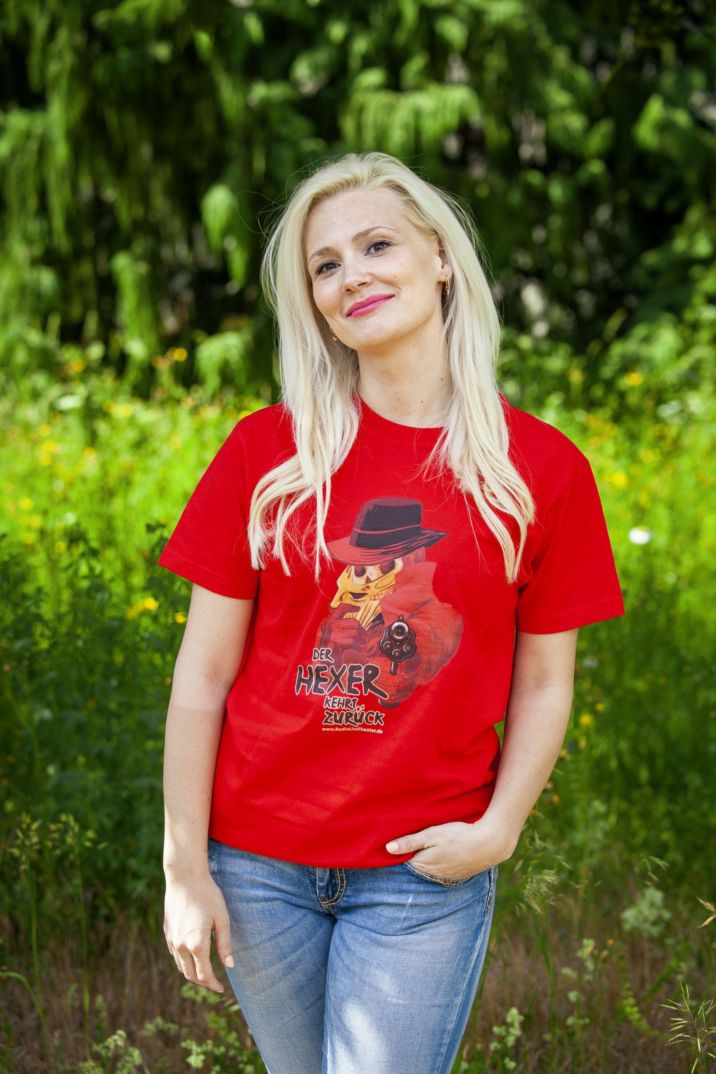 Der Hexer kehrt zurück - T-Shirt