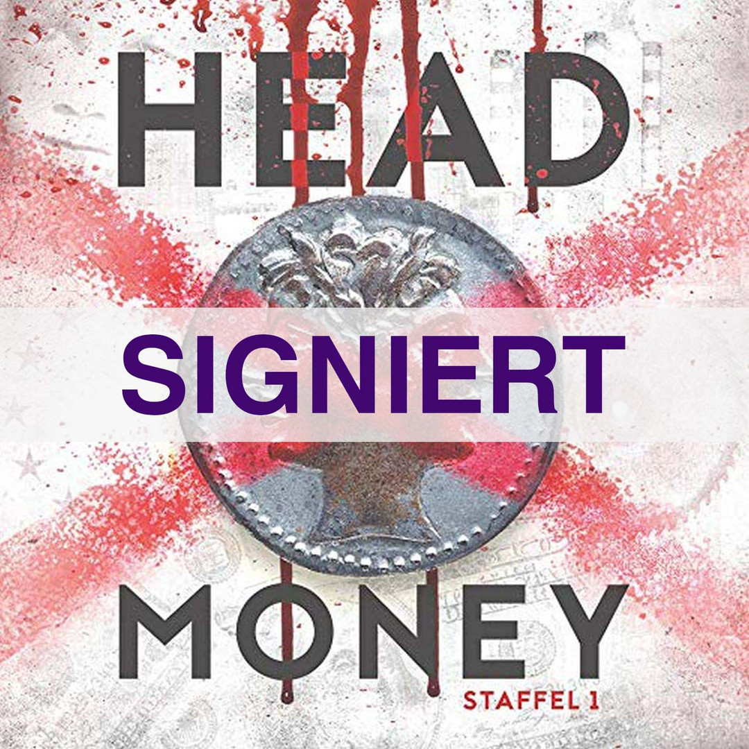 Head Money - Staffel 1 (signiert)