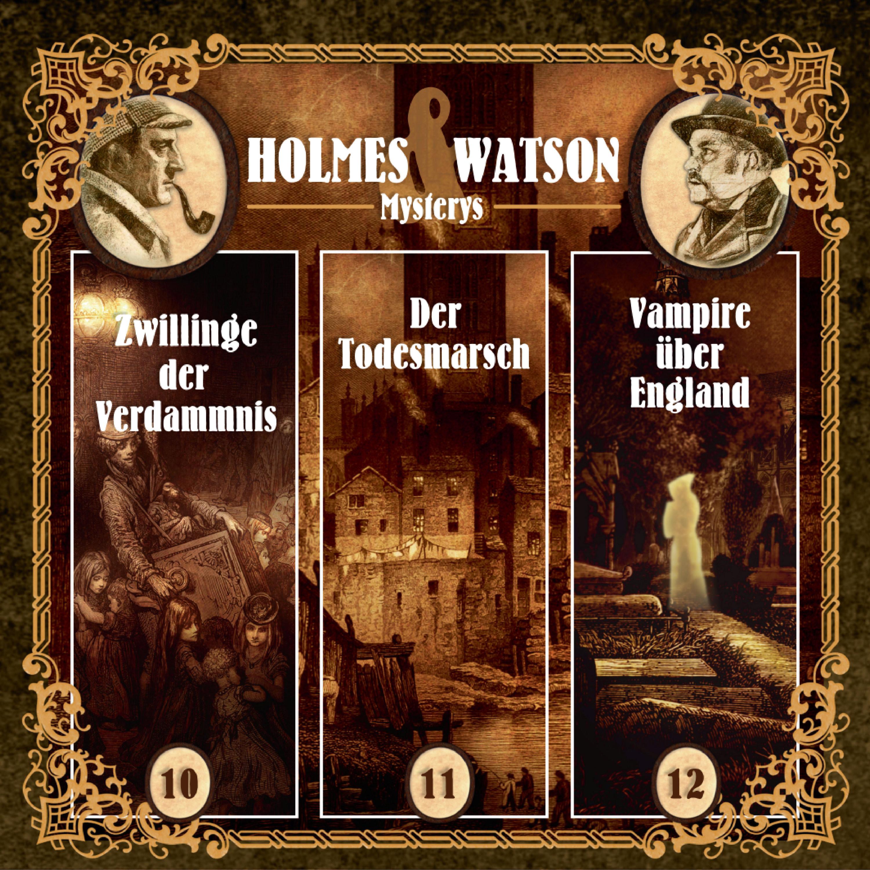 Holmes & Watson Mysterys Vol.4