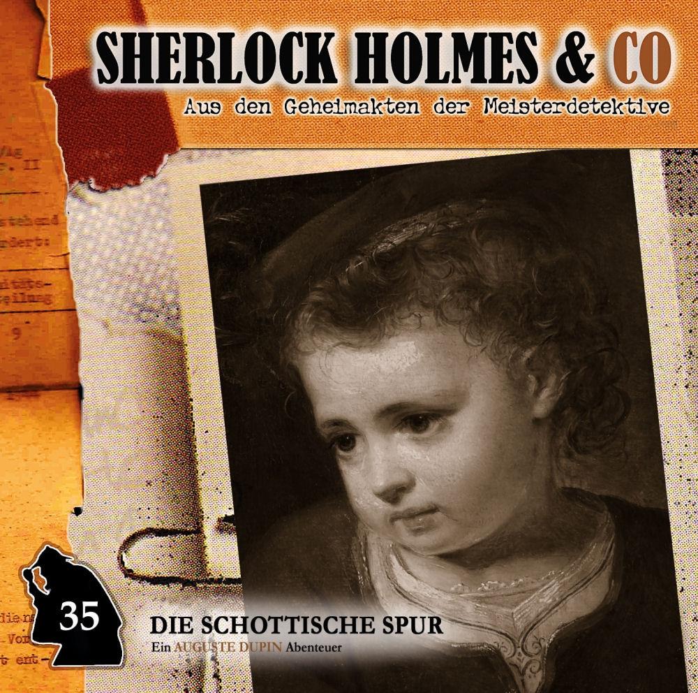 Sherlock Holmes und Co. 35 - Schottische Spur