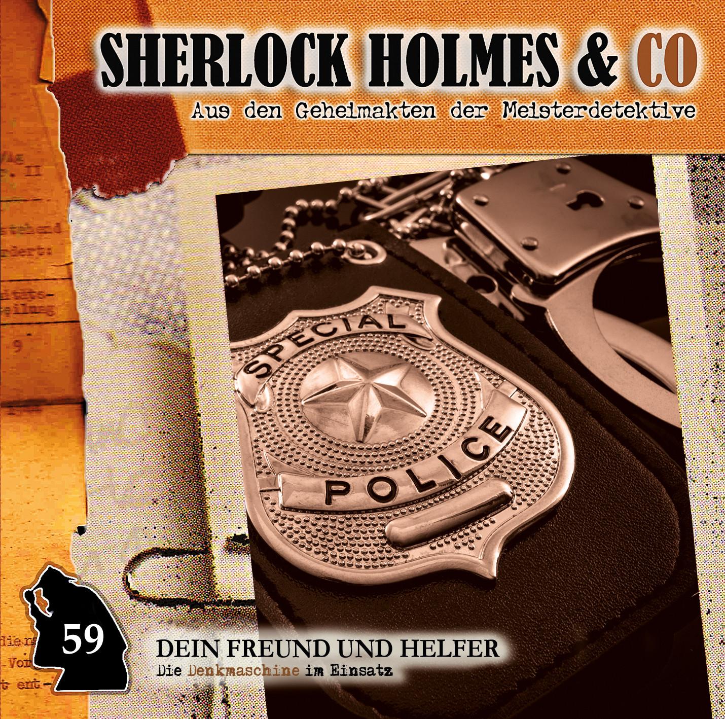 Sherlock Holmes und co. 59 Dein Freund und Helfer