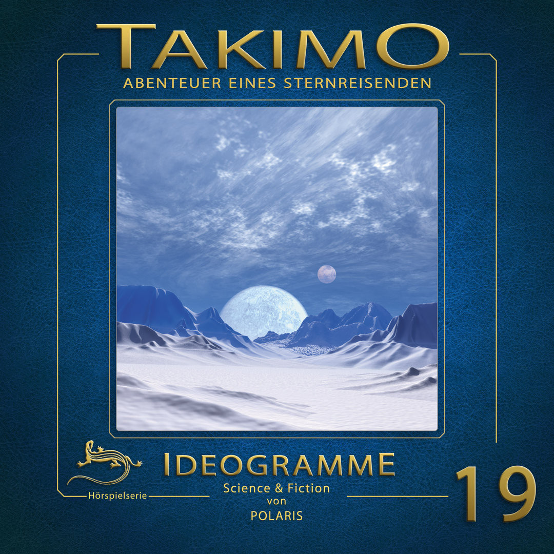Takimo - Folge 19: Ideogramme