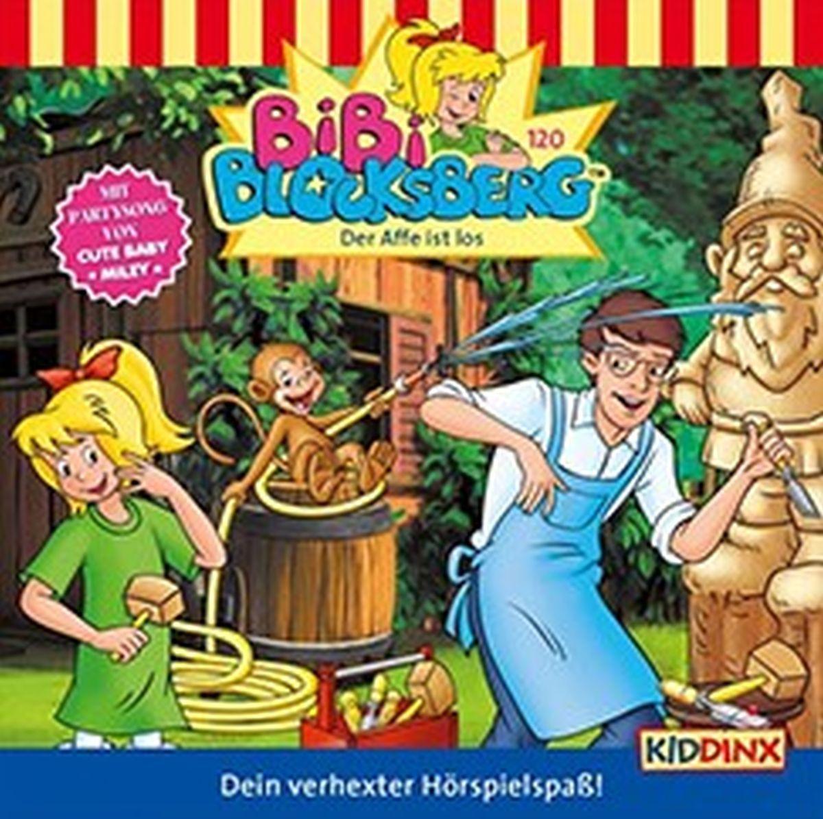 Bibi Blocksberg - Folge 120: Der Affe ist los!
