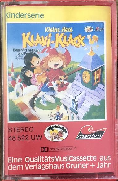 MC Maritim Kleine Hexe Klavi-Klack Besenritt