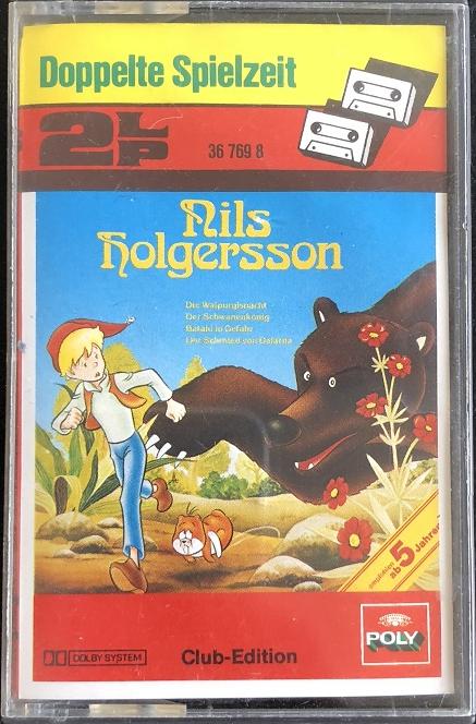 DMC Poly Nils Holgersson - Wunderbare des kleinen Nils / mit den Wildgänsen