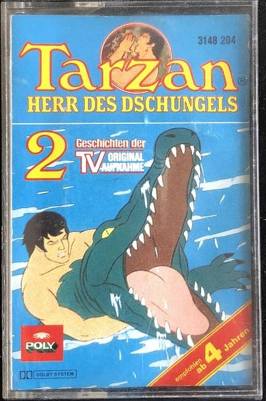MC Poly Tarzan Herr des Dschungels