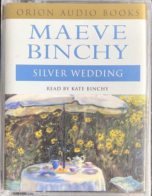 MC Maeve Binchy - Silver Wedding