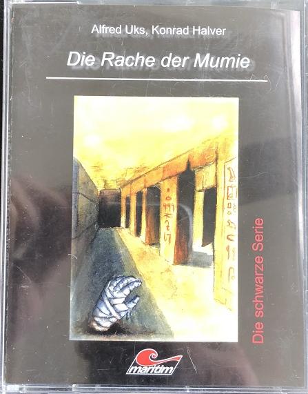 MC Maritim Schwarze Serie - Die Rache der Mumie