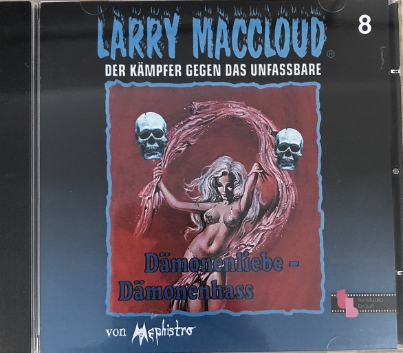 Larry MacCloud 08 Dämonenliebe - Dämonenhass