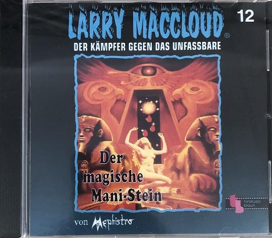 Larry MacCloud 12 Der magische Mani-Stein Der Kämpfer gegen das