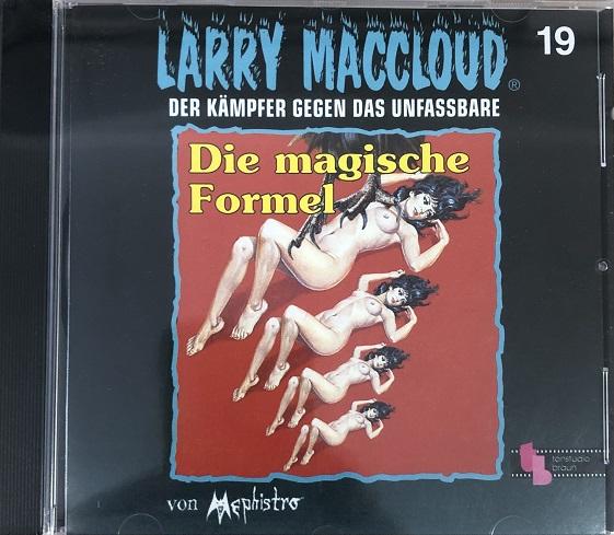 Larry MacCloud 19 Die magische Formel