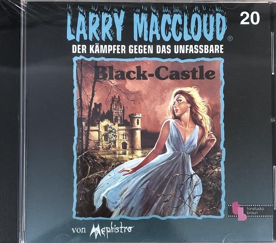 Larry MacCloud 20 Black Castle