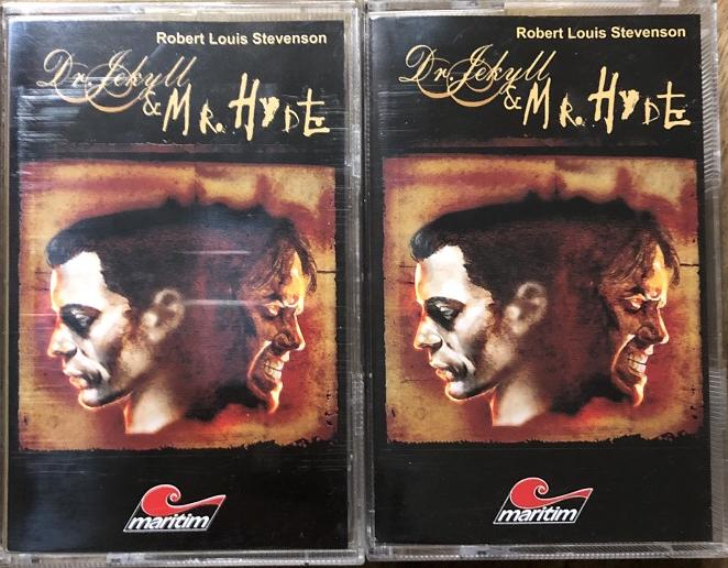 MC Maritim Die schwarze Serie 5 - Dr. Jekyll & Mr. Hyde