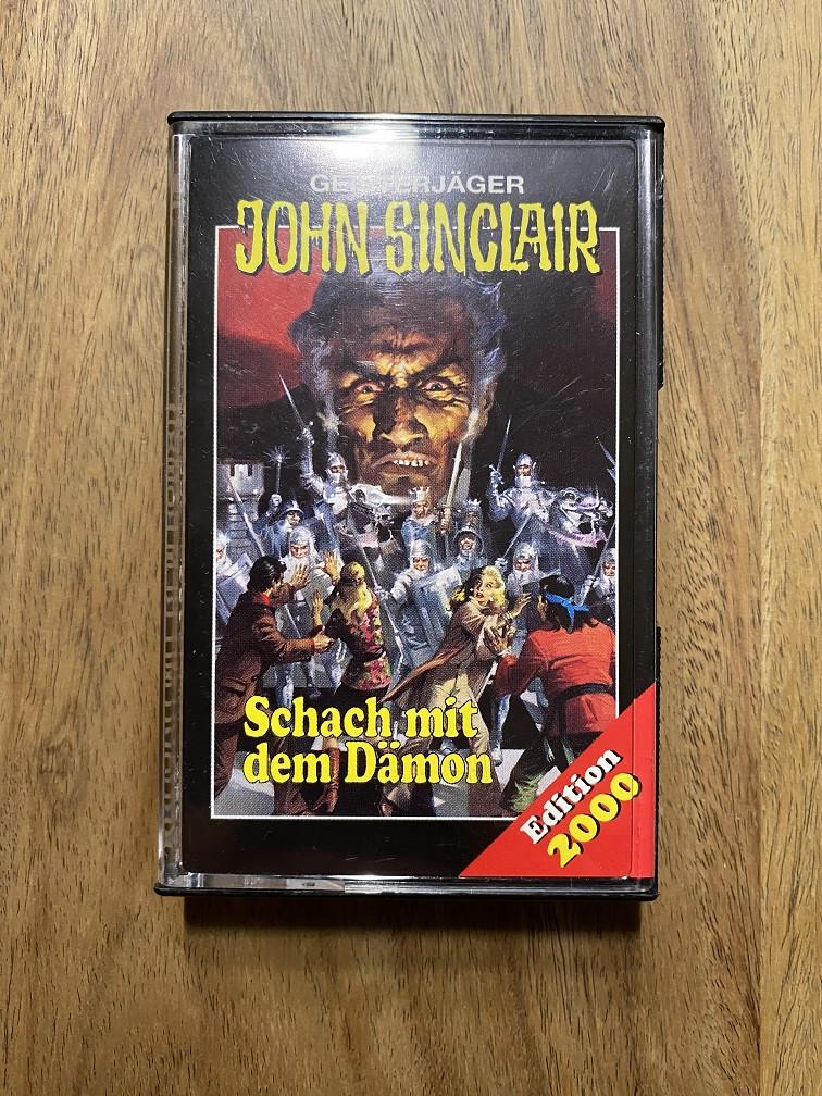 MC John Sinclair 06 Schach dem Dämonen