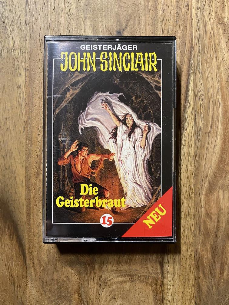 MC John Sinclair 15 Die Geisterbraut