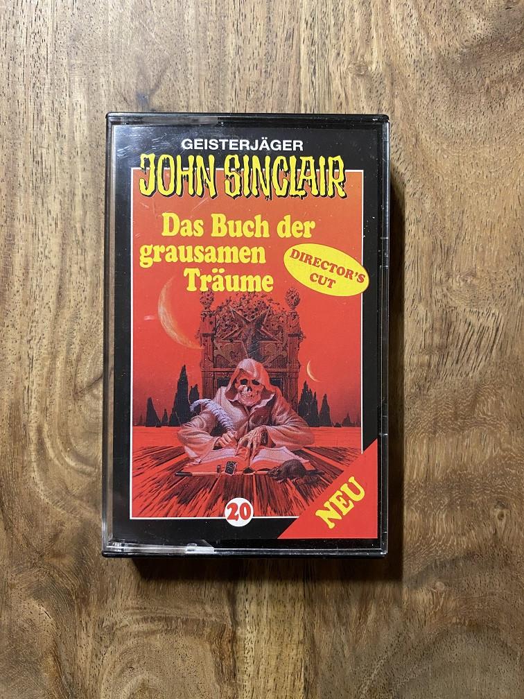 MC John Sinclair 20 Das Buch der grausamen Träume