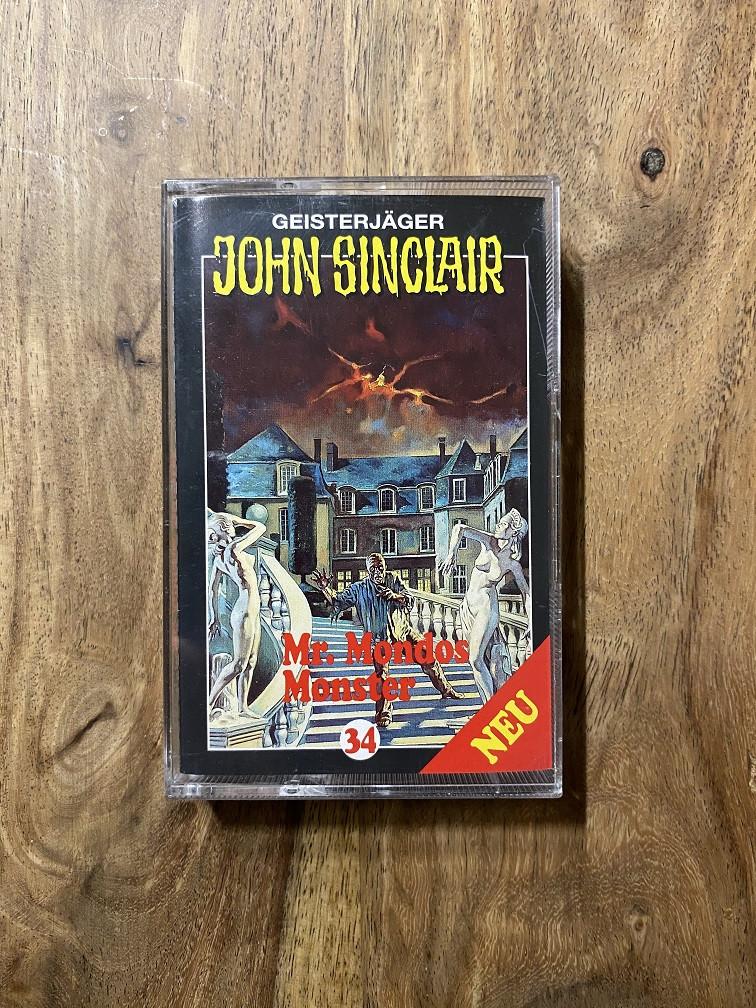 MC John Sinclair 34 Mr. Mondos Monster