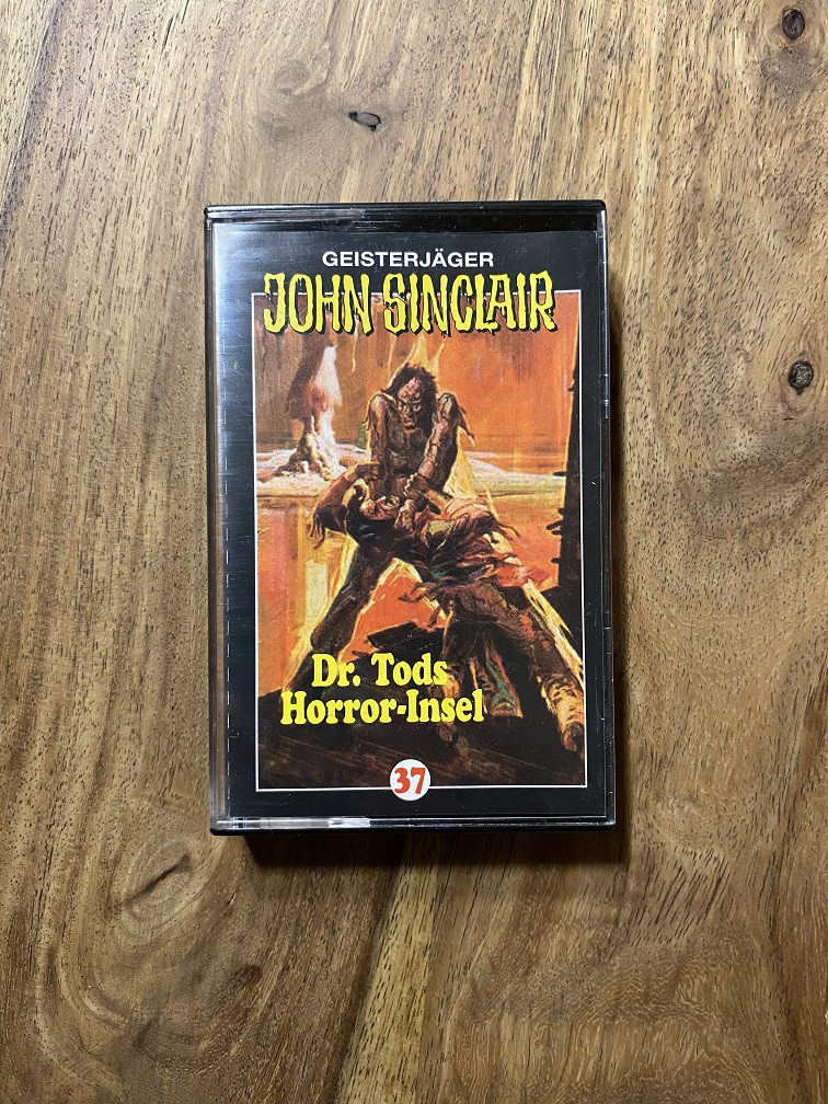 MC John Sinclair 37 Dr. Tods Horror-Insel