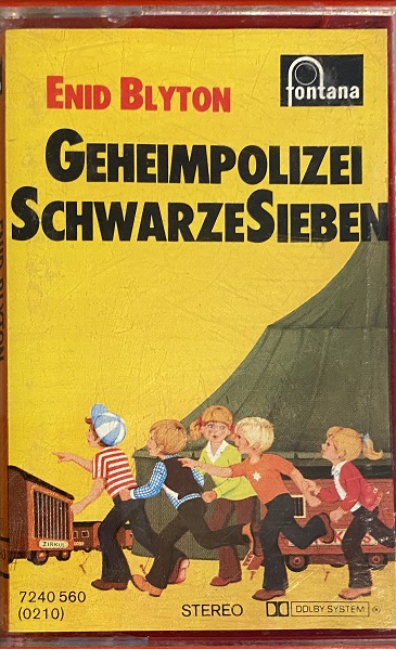 MC Fontana Geheimpolizei Schwarze Sieben